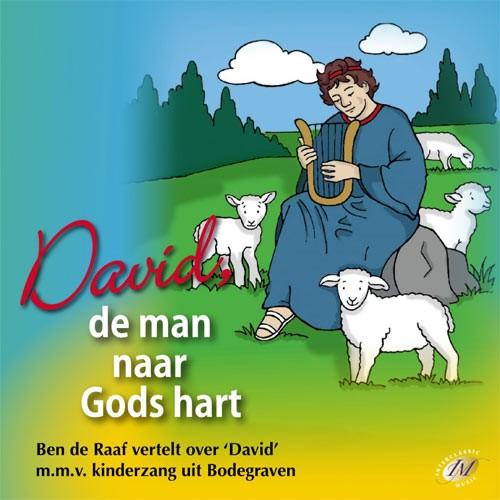 David, de man naar Gods hart (CD)