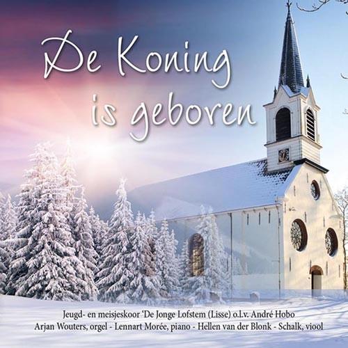 De Koning is geboren (CD)