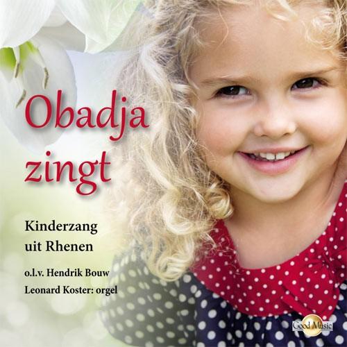 Obadja zingt (CD)