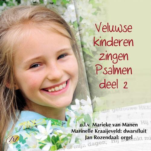 Veluwse kinderen psalmen 2 (CD)