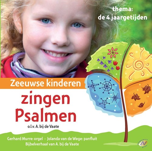 Zingen psalmen olv A bd Vaate (CD)