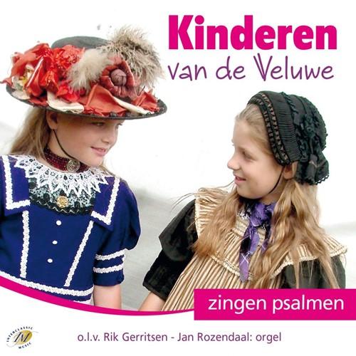 Zingen psalmen (CD)