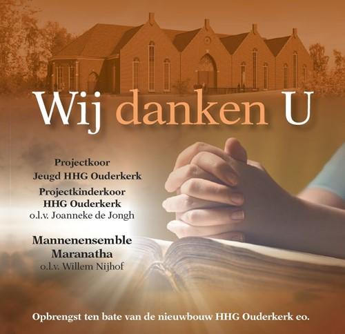 Wij danken U (CD)