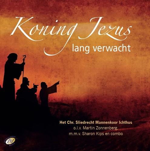 Koning Jezus lang verwacht (CD)