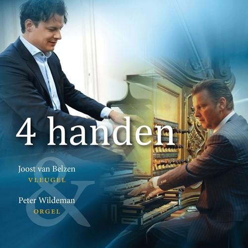 4 handen-psalmen en gezangen (CD)