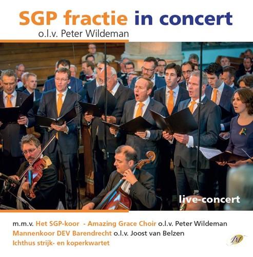 SGP Fractie in concert (CD)