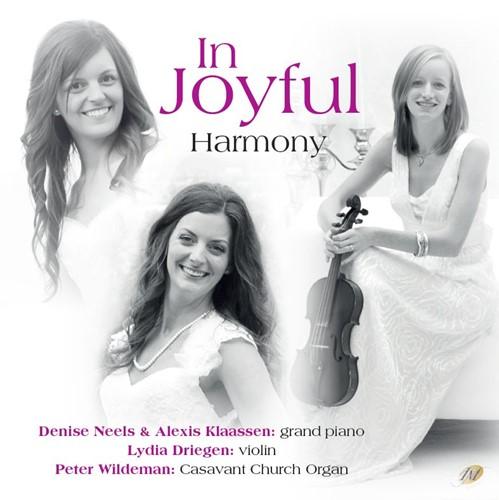 In joyful harmony (CD)