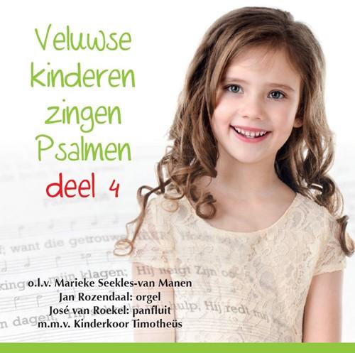 Veluwse kinderen psalmen 4 (CD)