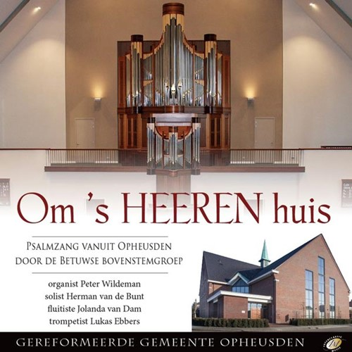Om ''s Heeren Huis (CD)