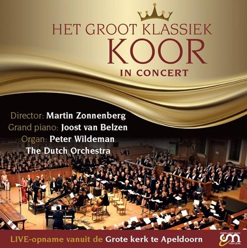Het groot klassiek koor in concert (CD)
