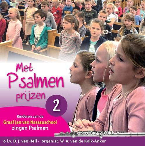 Met Psalmen prijzen deel2 (CD)
