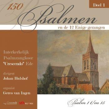 150 Psalmen en de 12 enige gezangen deel 1 (CD)