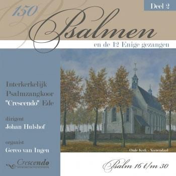 150 Psalmen en de 12 enige gezangen deel 2 (CD)