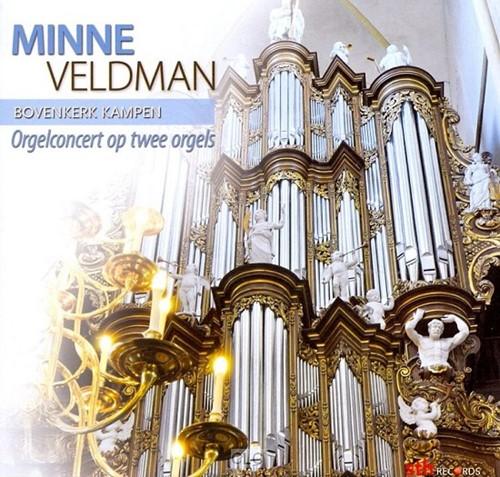 Orgelconcert op twee orgels (CD)
