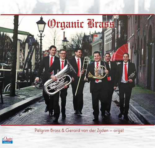Organic Brass (CD)