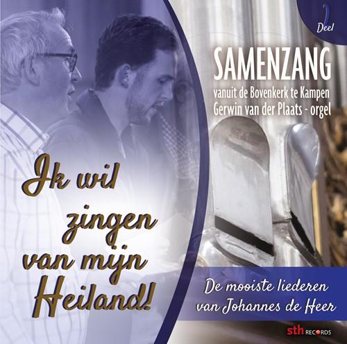 Ik wil zingen vm Heiland 2 (CD)