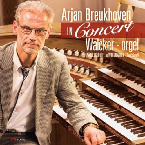 Arjan Breukhoven in Concert (CD)