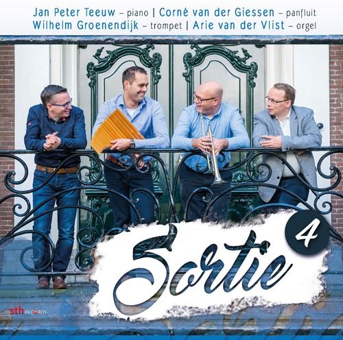 Sortie deel 4 (CD)