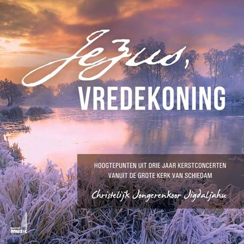 Jezus, Vredekoning (CD)
