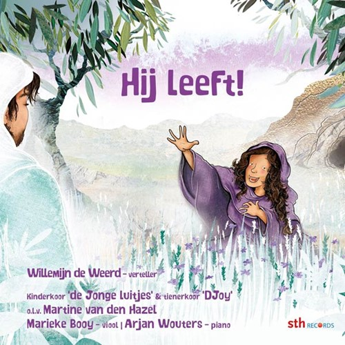 Hij leeft! (CD)