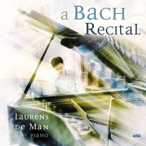 A Bach Recital (CD)