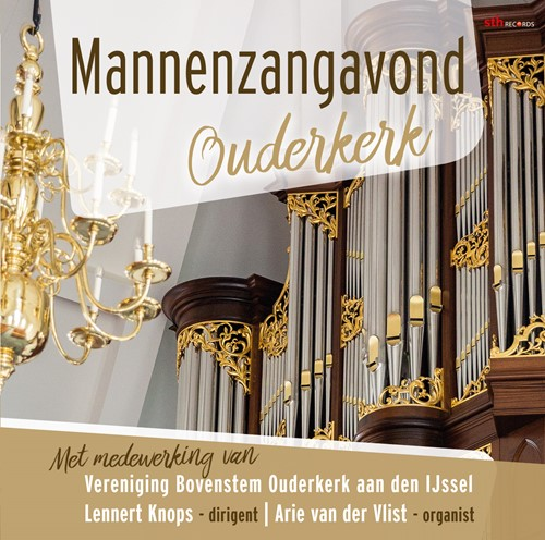 Mannenzangavond Ouderkerk 4 (CD)