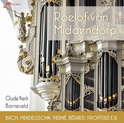 Oude kerk Barneveld orgel (CD)