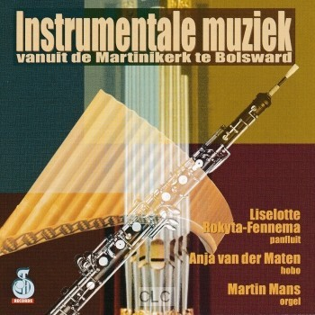 Instrumentale Muziek Martinikerk (CD)