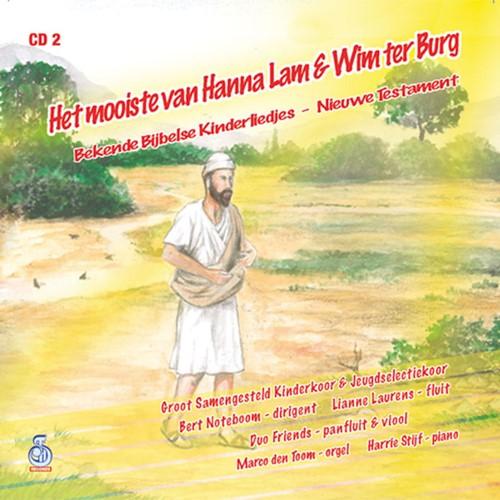 Bekende Bijbelse Kinderliedjes NT (CD)