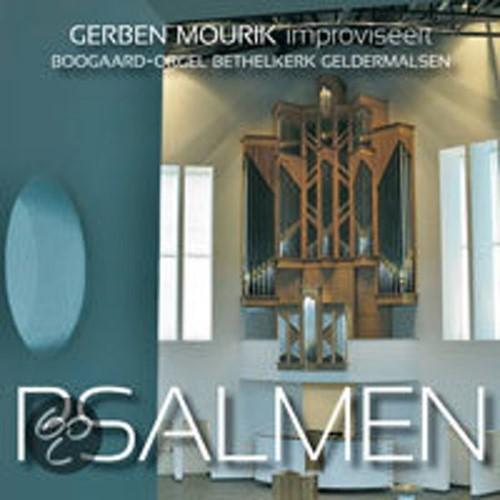 Psalm improvisaties (CD)