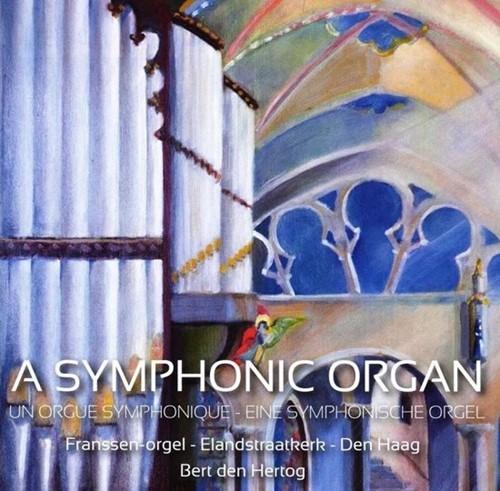 A symphonic organ (CD)