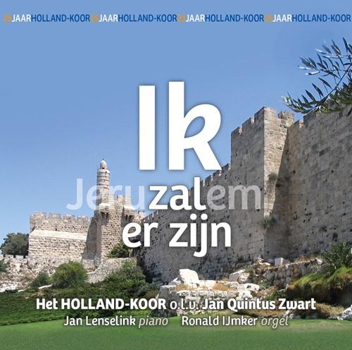 Jeruzalem/Ik zal er zijn (CD)