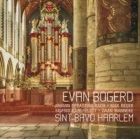 Grote of St. Bavo Haarlem, orgel (CD)
