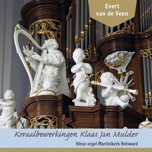 Koraalbewerkingen Klaas Jan Mulder (CD)