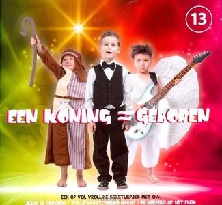 Een Koning = geboren (CD)