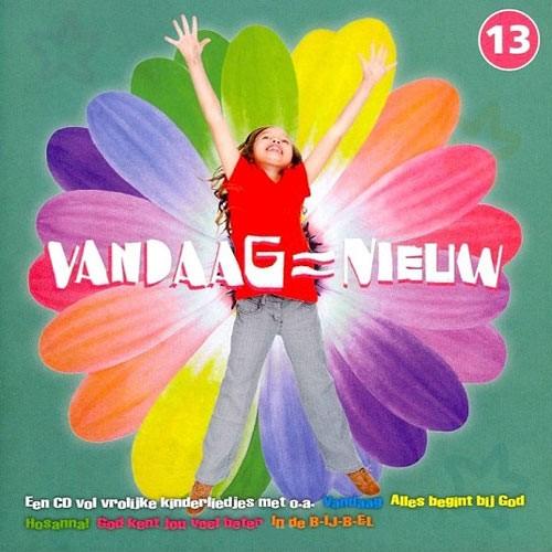 Vandaag = nieuw (CD)