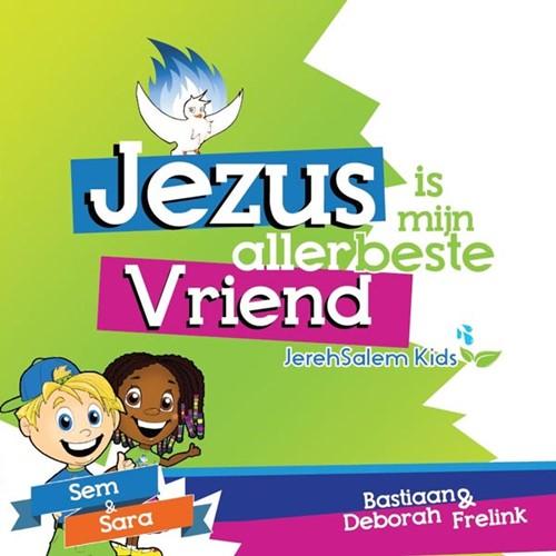 Jezus is mijn allerbeste Vriend (CD)