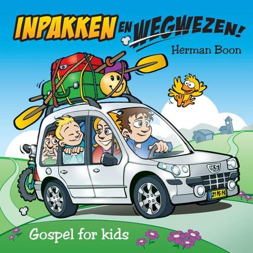 Inpakken en wegwezen! (CD)