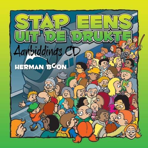 Stap eens uit de drukte (CD)