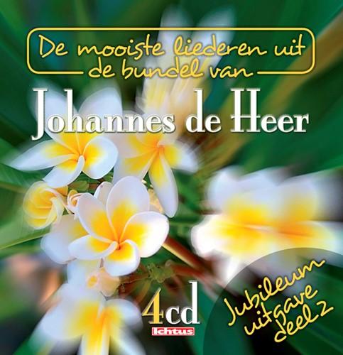 100 jaar Johannes de Heer (CD)