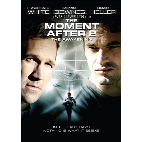 The moment after (Deel 2) (DVD)