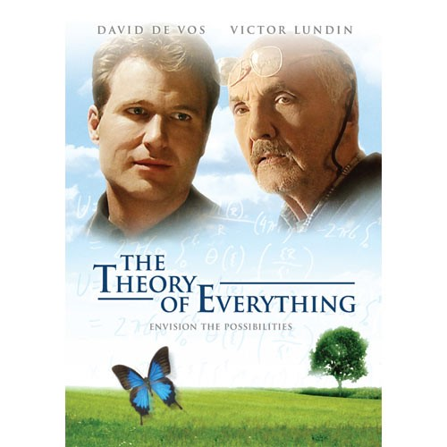 The theory of everything (DVD-rom)