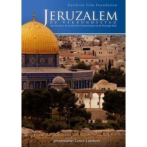 Jeruzalem, de Verbondsstad (DVD-rom)