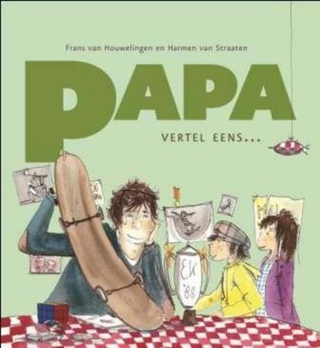 Papa, vertel eens (Hardcover)