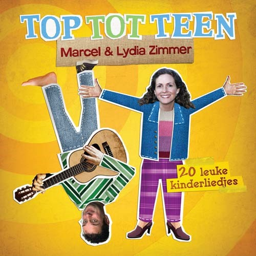 Van top tot teen (CD)
