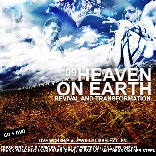 Heaven on Earth 2009 (CD)