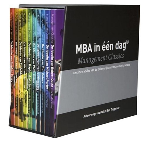 MBA in één dag - Management Classics (CD)