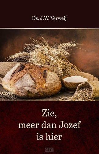 Zie, meer dan Jozef is hier (Hardcover)