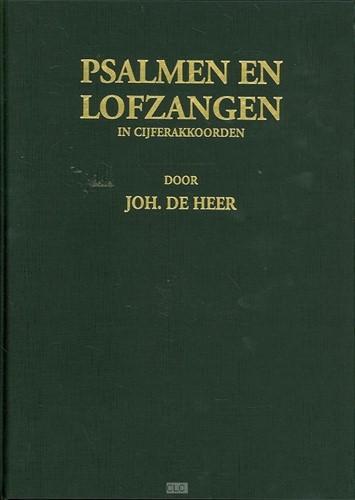 Psalmen en lofzangen in cijferakkoorden (Hardcover)