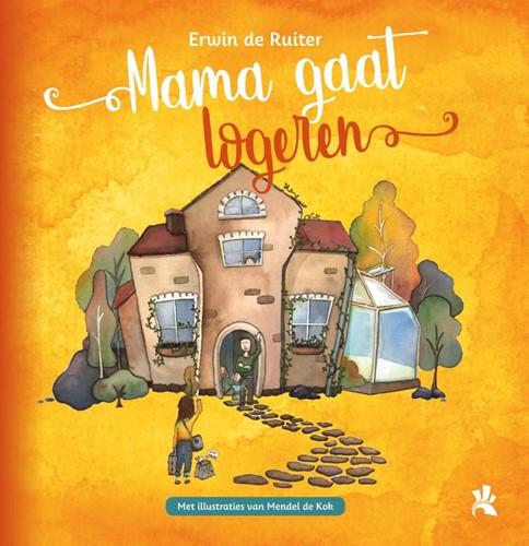 Mama gaat logeren (Hardcover)